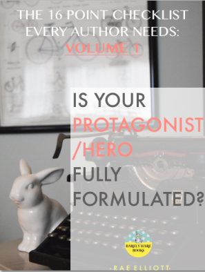 New Release: The 16 Point Checklist Every Author Needs Volume 1