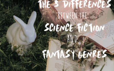 The 3 Big Differences Between the Sci-Fi and Fantasy Genre